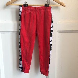 Disney x Kappa Kids Authentic, Size 4 Track pants